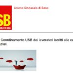 Nasce il Coordinamento USB dei lavoratori iscritti alle casseprevidenziali