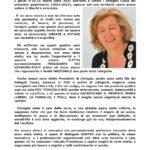 MESSAGGIO DELLA PRESIDENTE DI GEOMOBILITATI IN OCCASIONE DELLE VOTAZIONI PER I DELEGATI CASSA 2021-2025